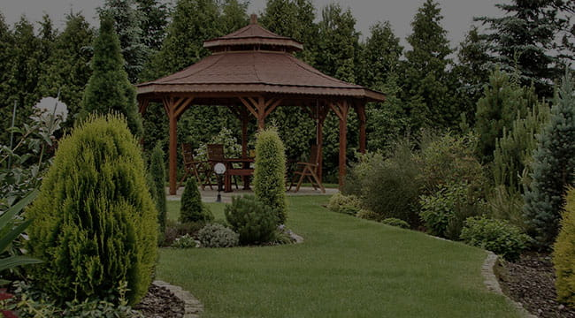 Paris Garden Design